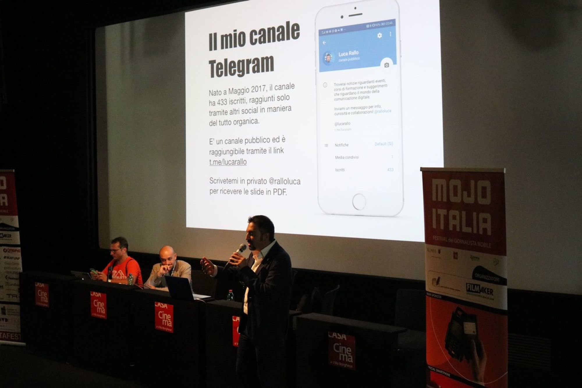 Luca Rallo - Titolare presso Luca Rallo   WMI