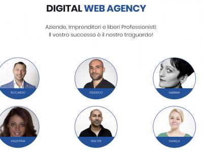 Riccardo Binaco - Digital Web Italia