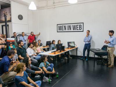 Rocco Teora - Men in Web