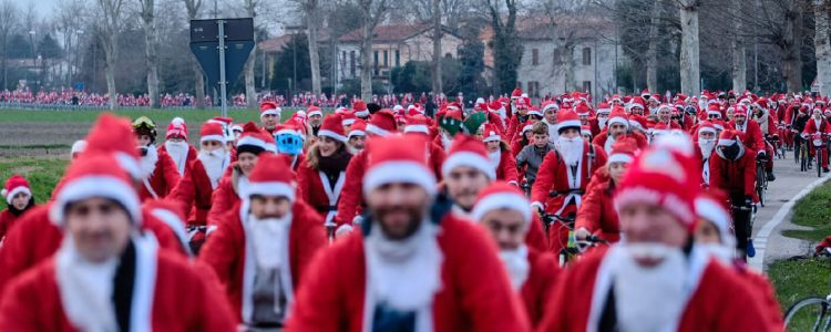Babby Bike per Team for Children ONLUS: l'evento solidale divenuto simbolo del Natale padovano